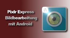 """Pixlr Express ist meiner Meinung nach ein absolutes """"MUST HAVE"""" für jeden Smartphone-Fotografen!Die App welche übrigens aus dem Hause Autodesk Inc. stammt, ist ein sehr leistungsstarkes Bildbearbeitungswerkzeug, welches dir unzählige Features bietet, mit denen du deine Fotos ganz einfach und professionell bearbeiten kannst und das direkt mit deinem Smartphone."""