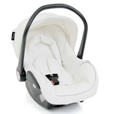 emmaljunga car seat white
