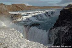 Mid-Atlantic rift in Iceland