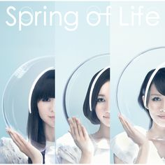 Image result for パフューム spring of life