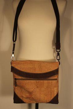 Genuine Cork Bag Crossbody Made in Portugal #noname #MessengerCrossBody