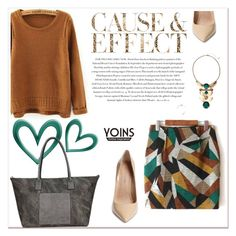 """""""YOINS IV/10"""" by amra-mak ❤ liked on Polyvore featuring Maiden Lane, Envi, women's clothing, women's fashion, women, female, woman, misses, juniors and yoins"""