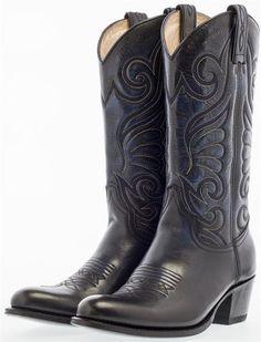 Sendra laarzen 13104 beige met python ster Corda