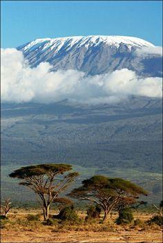 Google+Mount Kilimanjaro, Tanzania