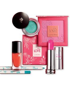 Lancôme In Love Spring Color Collection 2013. Must Have items this spring!