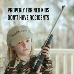 Teach your kids to respect and how to use gun regardless of whether or not you are going to have them in the house! Do not infringe upon the rights of all to bear arms b/c of your fear and lack of knowledge of firearms. Airsoft, Pro Gun, Gun Rights, Gun Control, Thing 1, Guns And Ammo, Concealed Carry, The Victim, Way Of Life