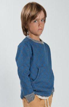 Active denim: emerging boys' trend
