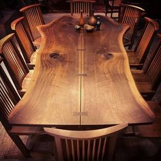 Woodworking that sell kitchens,woodworking business families ideas.Woodworking chair front porches,woodworking supplies art patterns,wood working gifts and vintage wood working tools ideas. Wood Slab Table, Wooden Tables, Dining Tables, Sofa Tables, Coffee Tables, Live Edge Furniture, Log Furniture, Furniture Design, Garden Furniture