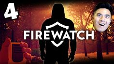 THERE'S A STALKER?!   Firewatch #4