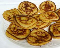 Banana Pancakes (grain-free)