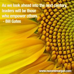 Empower others - Nozomi Morgan