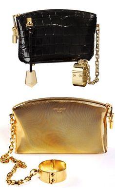Louis Vuitton Lockit PM Devotion Clutch