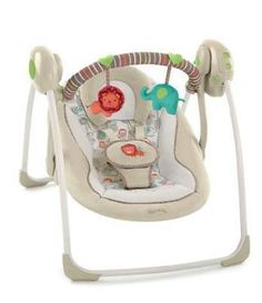 Comfort and harmony swing is the one of popular baby swing to moms. Most of the busy moms love it for easy moving.