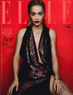 Gucci Cover - Elle Uk, May 2014