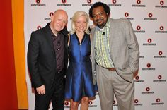 #AWXII - Advertising Week: (L-R) CEO, Americas & EMEA OF Dentsu Aegis Network Nigel Morris, VP Global Marketing Solutions Facebook Carolyn Everson, and Chief Media & eCommerce Officer of Mondelez International B. Bonin Bough