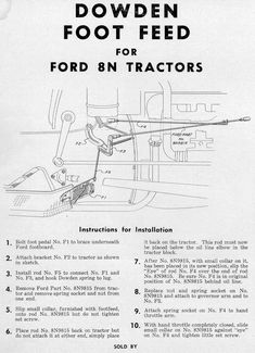 8n Ford Tractor, Bobs, Trailers, Lawn, Frame, Picture Frame, Hang Tags, Bob Hairstyle, Frames