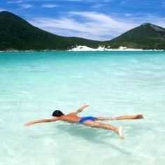 Discover the best places to visit in Brazil: Arraial do Cabo, 2 hour 30 min drive from Rio de Janeiro.