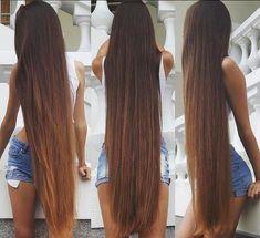 Идеальный способ отрастить длинные и здоровые волосы в домашних условиях!