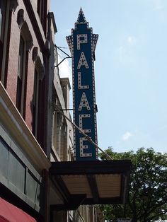 Manchester, NH: Palace Theatre by pobrecito33, via Flickr