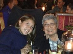 Grandma and Sumi