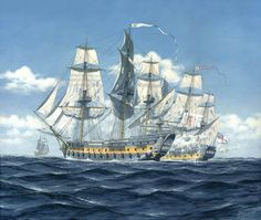 Ship paintings (Art collection) - Page 3 - History - Game-Labs Forum Marina Real, Master And Commander, Spanish Armada, Ship Anchor, Ship Of The Line, Ship Paintings, Naval History, Wooden Ship, Out To Sea