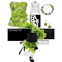 Weekend, created by sandy-thompson on Polyvore