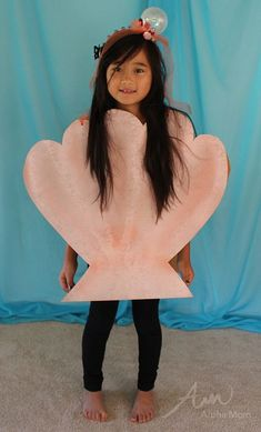 Under-the-Sea Costumes: Sea Shell DIY Under-The-Sea Costume: Seashell by Brenda PonnayDIY Under-The-Sea Costume: Seashell by Brenda Ponnay Diy Costumes, Costumes For Women, Woman Costumes, Couple Costumes, Adult Costumes, Children Costumes, Family Costumes, Group Costumes, Costume Ideas