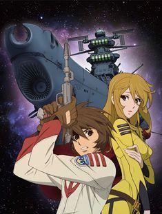 Space Battleship Yamato 2199 aka Star Blazers 2199 https://www.facebook.com/tabaca.magno?ref=tn_tnmn