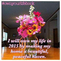 #OwnYourLifeBook #SallyClarkson