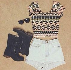 Last Pin For The Day I love this Damn Outfit! Everything About It I Love <3