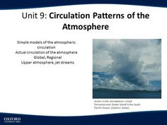 Unit Circulation Patterns of the Atmosphere> Atmospheric Circulation, Major Oceans, Ocean Current, Physical Geography, Waves, The Unit, Patterns, Block Prints, Ocean Waves