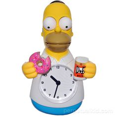 donut? beer? donut? beer? donut? beer???    -We have a mutual love for the Simpsons and Beer :)