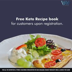 Online Nutrition and Fitness Consultation in India and abroad Keto Recipe Book, Free Keto Recipes, Fitness Nutrition, Food To Make, Weight Loss, Diet, Website, Ethnic Recipes, Loosing Weight