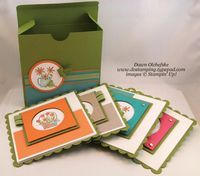 DOcelebration Event Day #2: Deck of Cards Gift Box & Free Stamps - DOstamping with Dawn, Stampin' Up! Demonstrator