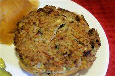 Heavenly Earth Burger....best veggie burger I have made yet!