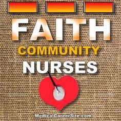 Faith Community Nurses focuses on the spiritual, emotional, and physical dimensions of persons http://medicalcareersite.com/2011/07/faith-community-nurses.html #faith #nurses #RN