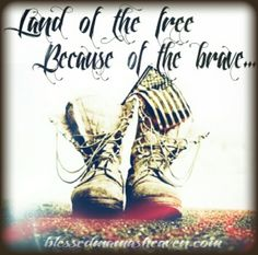 Let's not forget to pray for & thank our veterans, not only today, but daily! Our deepest gratitude and honor goes out to all of the brave men and women who have protected and are still protecting our freedom. We greatly appreciate your selfless sacrifices! Thank you to each and every one of you and your families...may God bless you always! Sending prayers, blessings & love ❤ ❤