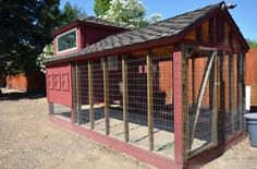 How To Design A Chicken House For Your Garden