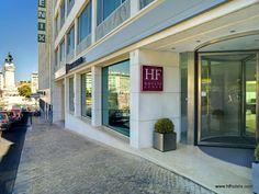 Week-end Lisbonne Go Voyage, promo séjour pas cher Portugal au Hôtel HF Fenix Garden 3* prix promo week-end Go Voyages à partir 127,00 € TTC...