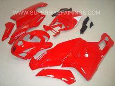 2003-2004 Ducati 749/999 Red Fairings