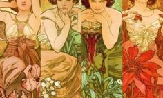 A Milano Alfons Mucha e le atmosfere art nouveau