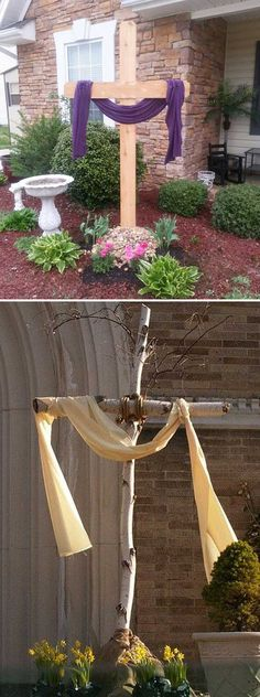 Top  Cutest Diy Easter Decorating Ideas For Front Yard