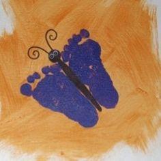 dessin empreinte pied
