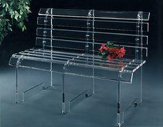 Acrylic furniture by muniz