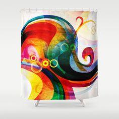 Donald Shower Curtain