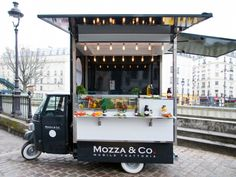 El Gourmet Urbano: ¡Bon appétit! La moda de los food trucks llegó a París