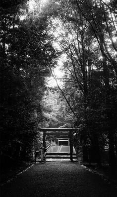 Ise Jingu Shrine, Japan