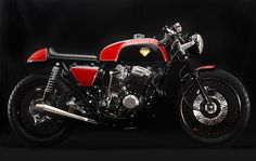 CB750 by Dime City Cycles