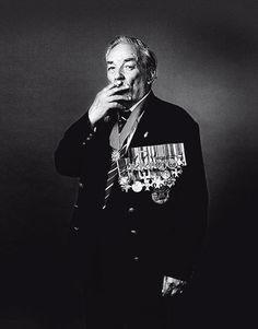 World War II Veteran.