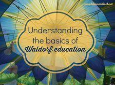 Donna Ashton of The Waldorf Connection explains the basics of Waldorf education.